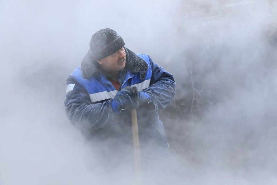 В Новосибирске от отопления отключили полсотни домов в Ленинском районе.