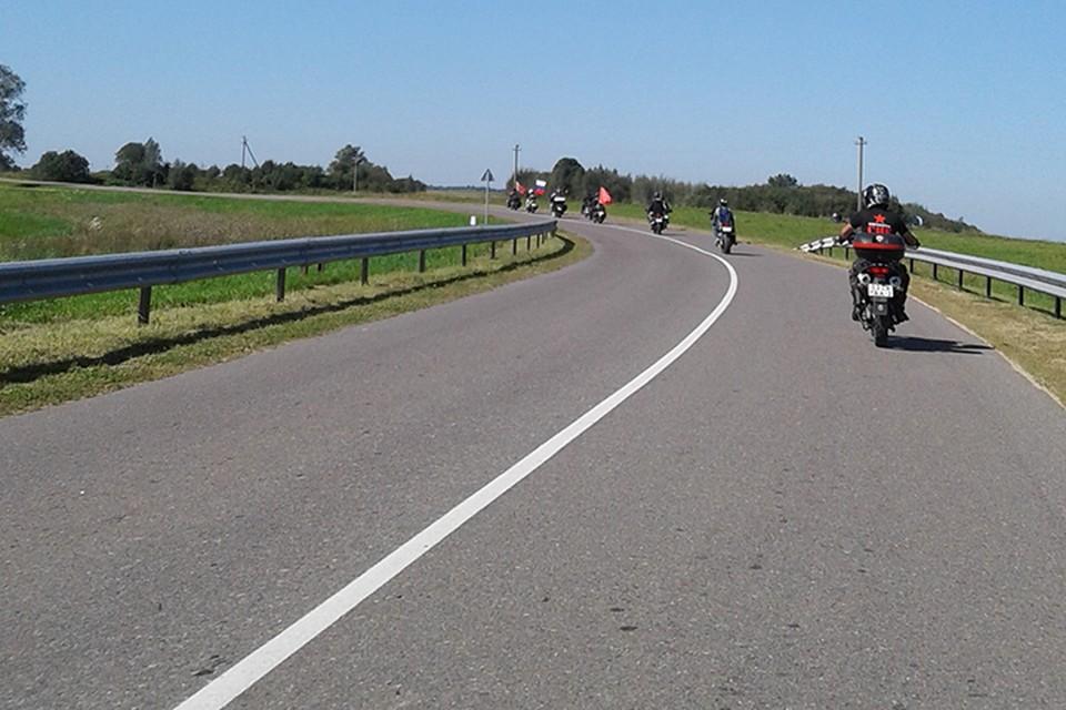 Два ДТП с участием мотоциклов в Минске: пострадали люди.