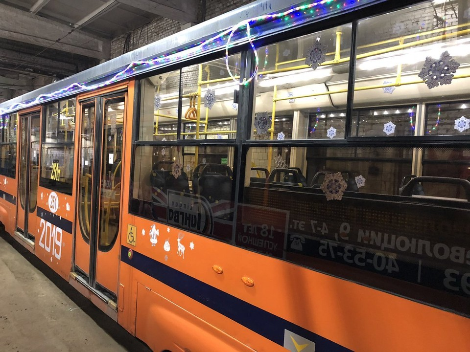Названа новая дата запуска трамваев по улице Николаева в Смоленске. Фото: МУТТП г. Смоленска.