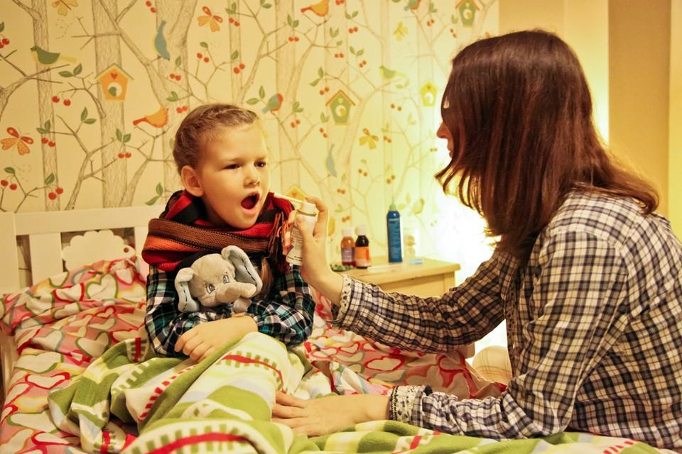За 9 месяцев 2020 года в РФ зарегистрировано больше 85 тысяч случаев ковид у детей