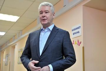 Собянин рассказал о своем состоянии после прививки от коронавируса