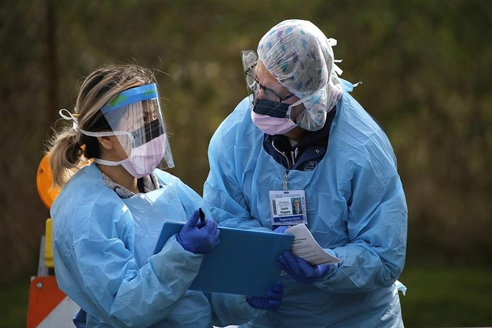 С 1 августа в стране зафиксировано 37 574 случая болезни.