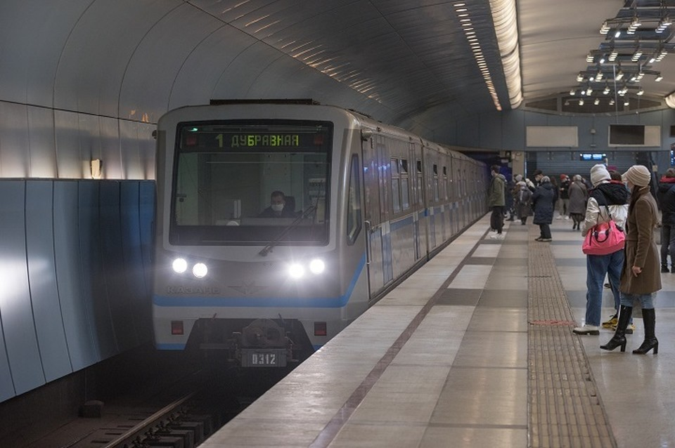 Новый поезд уже испытал мэр города Ильсур Метшин. Фото: metshin.ru