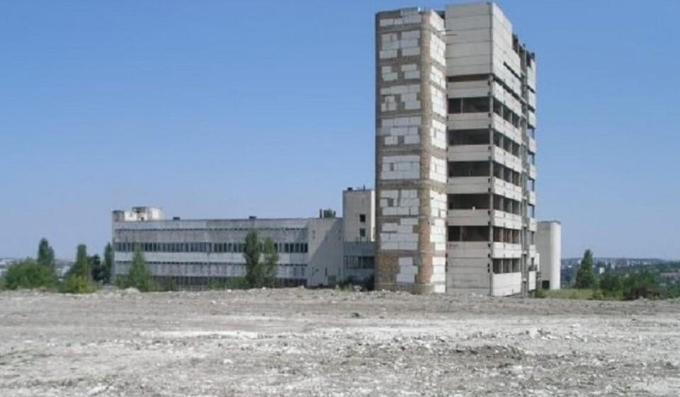 Здание института начали строить еще в 1984 году по инициативе Министерства общего машиностроения Советского Союза. Фото: Forpost