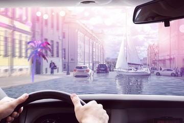 Тест: три вопроса о безопасности на дороге