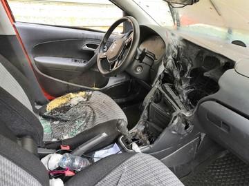 «Мою машину просто раскурочило»: челябинка рассказала, как пережила взрыв кислородной станции в больнице