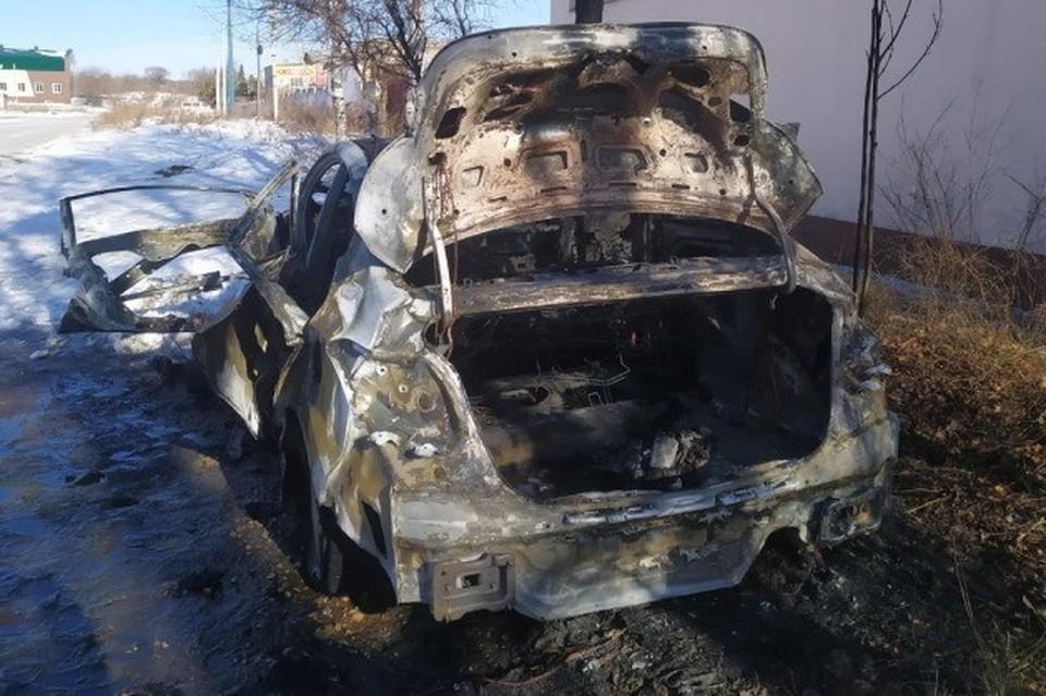 Взрыв прогремел днем 4 ноября. Фото: управление МЧС по Амурской области