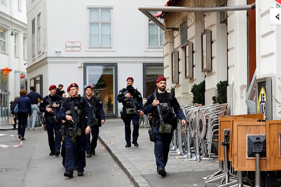2 ноября, в людном венском квартале, вблизи центральной городской синагоги и Венской оперы, была открыта стрельба по прохожим