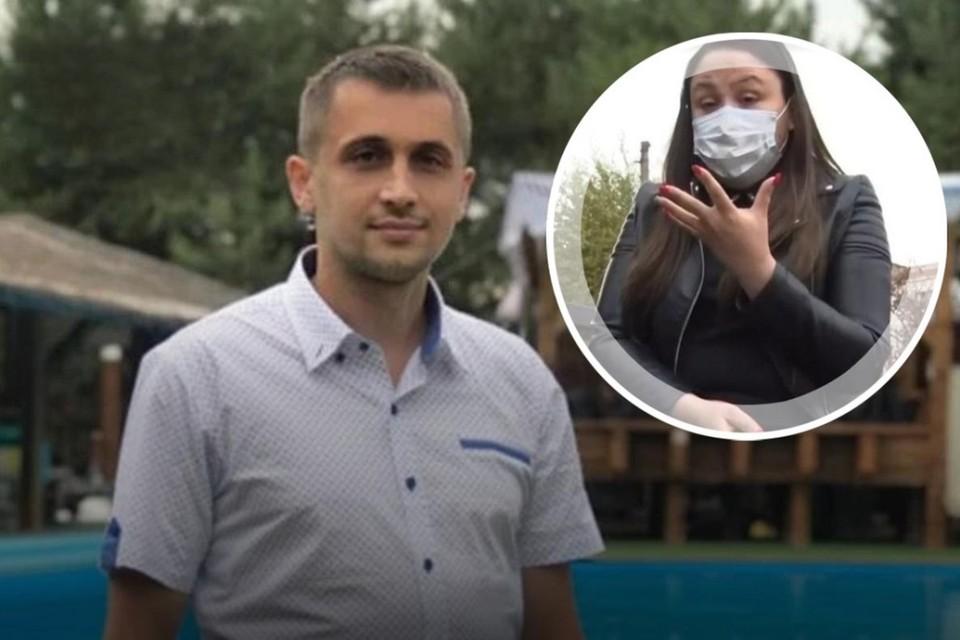 Ссора Анны Мелконян и Романа Гребенюка в родительском чате привела к жестокому убийству. Фото: соцсети. Первый канал