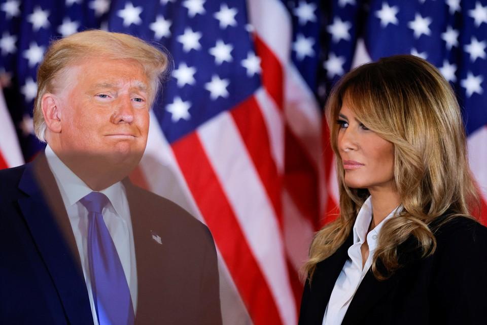 Проиграв выборы, Дональд Трамп потеряет не только Белый дом, но и жену.