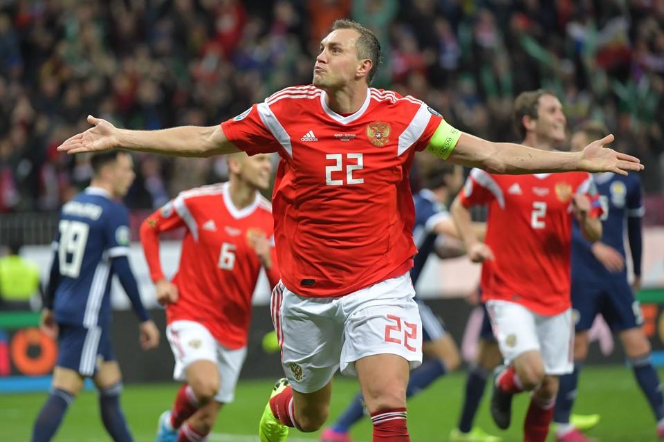 Футболист Артем Дзюба оказался в центре скандала.