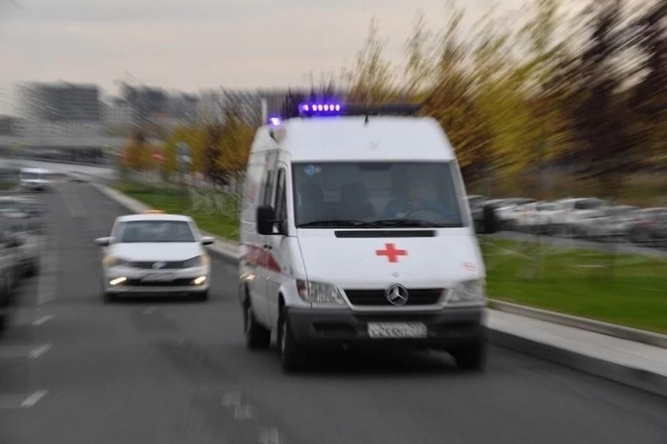 В Новосибирске в больницу доставили двухлетнего мальчика.