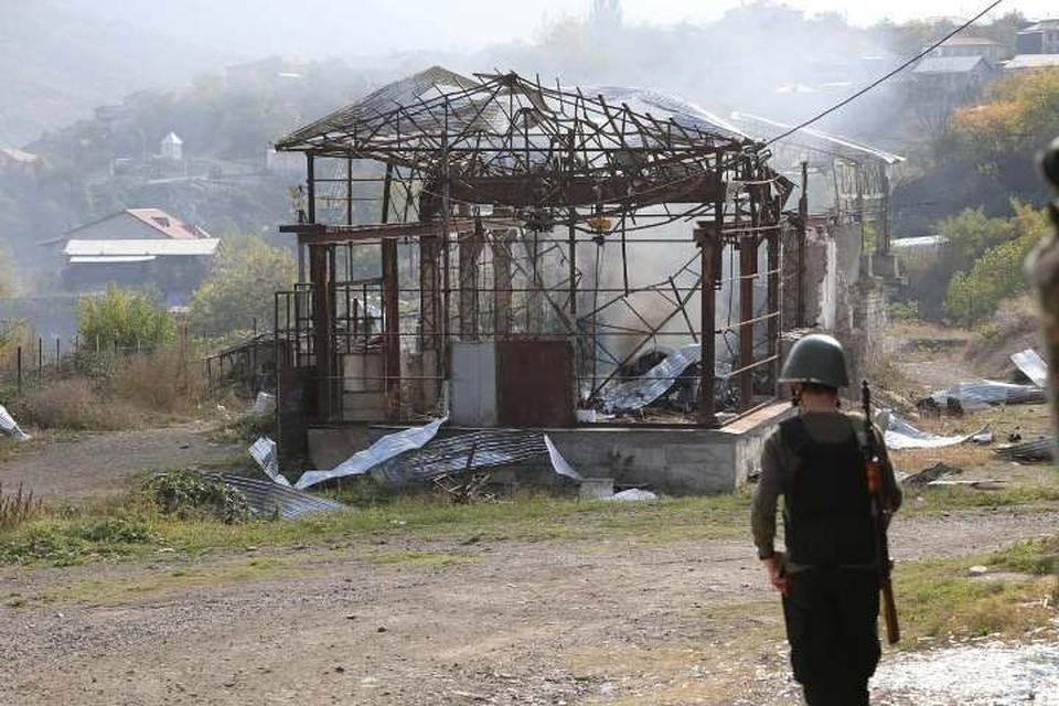 Война в Нагорном Карабахе завершена