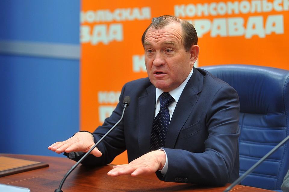 Заместитель мэра Москвы Петр Бирюков