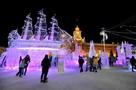 «Поставим 5-8  палаток»: мэр Екатеринбурга рассказал, как будет выглядеть  Ледовый городок-2021 в Екатеринбурге