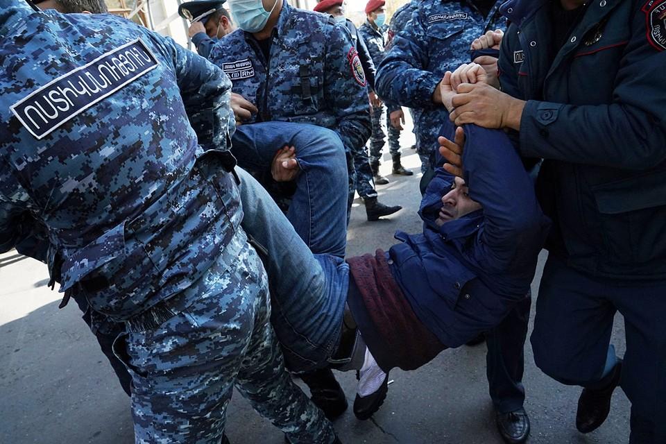 Главная цель митинга — требование отставки Пашиняна