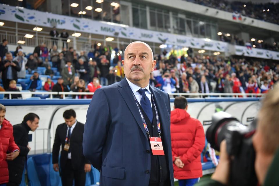 Россия провела в Кишиневе матч против сборной Молдовы.