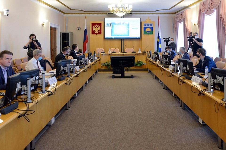 Проект бюджета Тюменской области на 2021-2023 годы предусматривает средства, чтобы полностью выполнить все социальные обязательства. Фото: www.duma72.ru