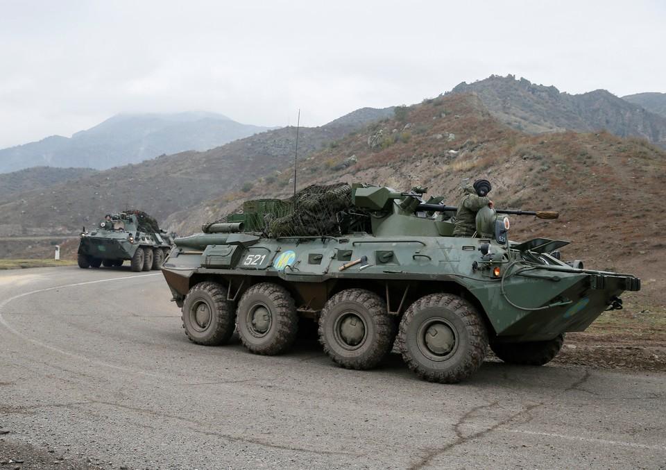 Рассказываем об обстановке в Нагорном Карабахе