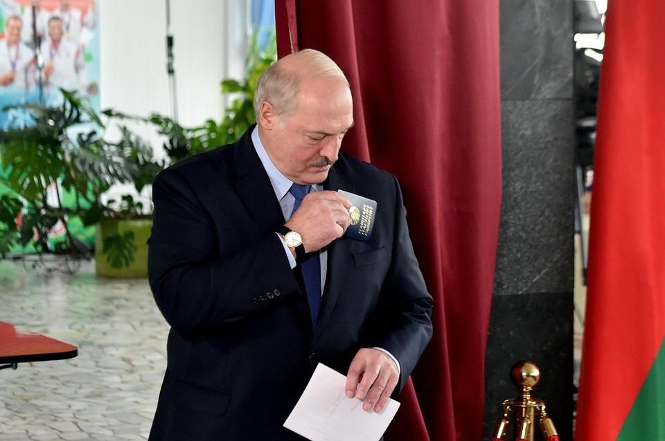 Лукашенко заявил, что в Беларуси не будет никакого транзита власти