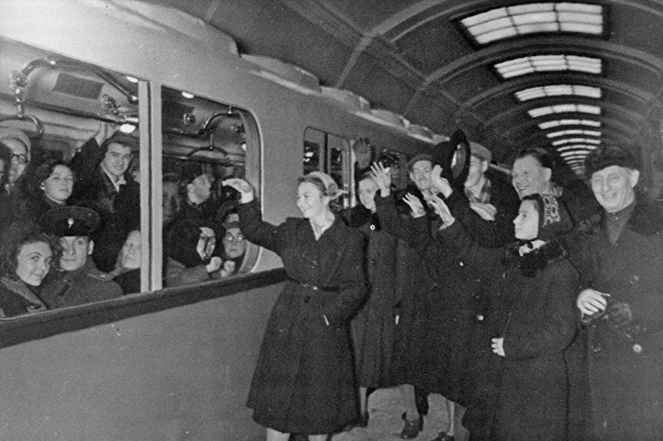 15 ноября 2020 года Петербургский метрополитен отмечает 65-летие. Фото: СПб ГУП «Петербургский метрополитен»