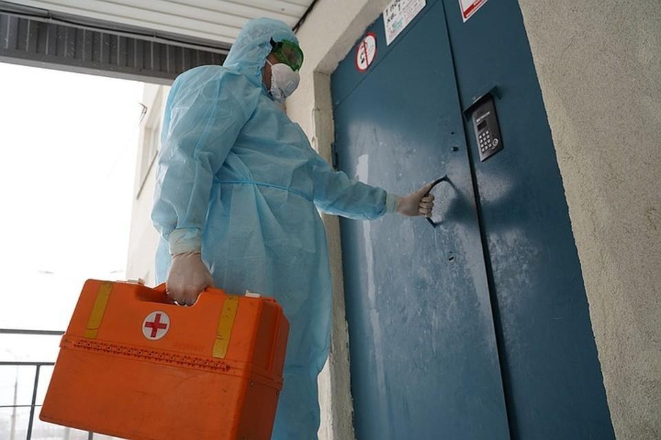 За последние сутки в Бурятии зарегистрировано 235 случаев заражения