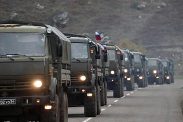В Карабах пришел «русский» мир