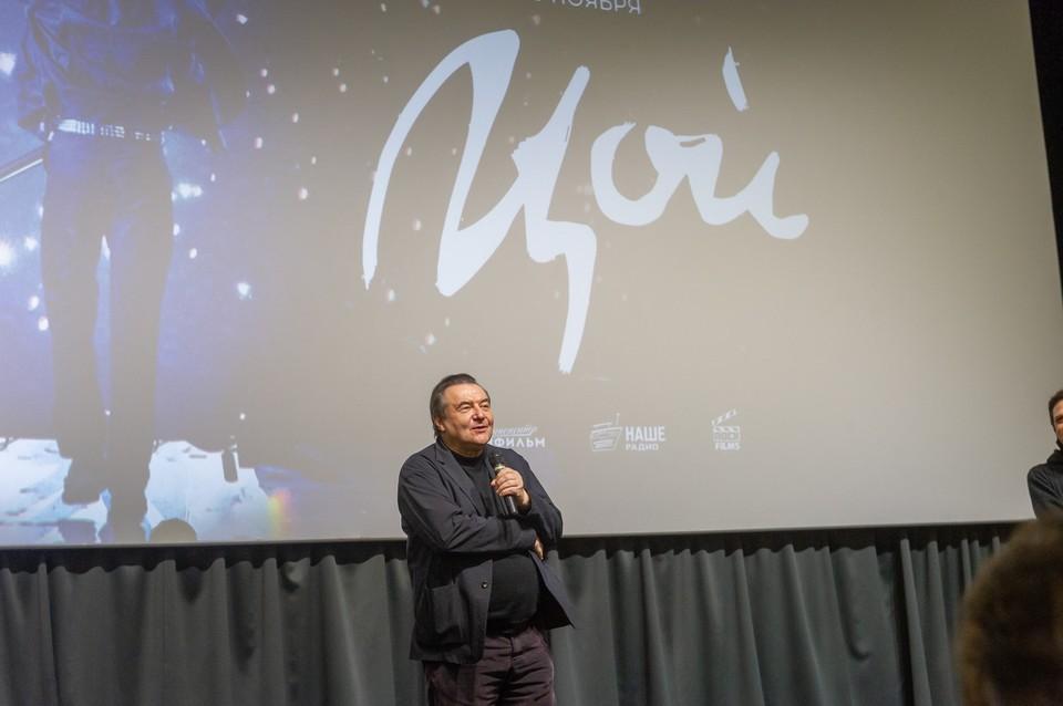 """Фильм Алексея Учителя """"Цой"""" вышел в прокат 12 ноября."""
