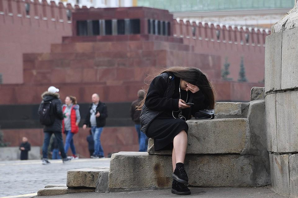 На фоне пандемии россияне стали почти в два раза чаще обращаться к психологам.