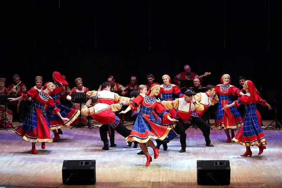 Всероссийский фестиваль-конкурс народно-певческого искусства «Факел жизни». Фото: Тверская филармония.