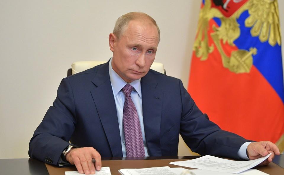 Путин заявил, что вопрос о передаче Шуши никогда не ставился.