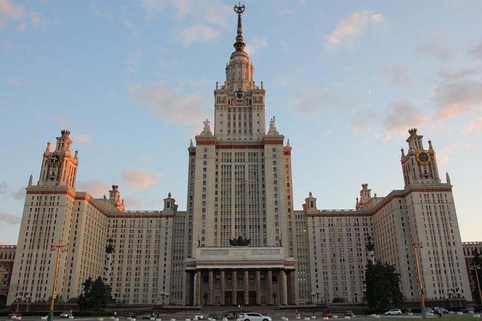 В России самым востребованным оказался МГУ им. Ломоносова – в общем рейтинге он занимает 132 строчку.