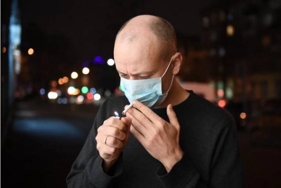 Роспотребндзор и ВОЗ предостеригают от курения. Особенно во время пандемии. Да, и после неё.