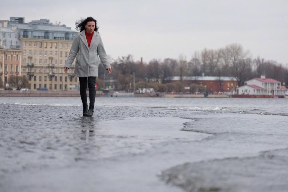 Наводнение в Санкт-Петербурге 19 ноября 2020 года