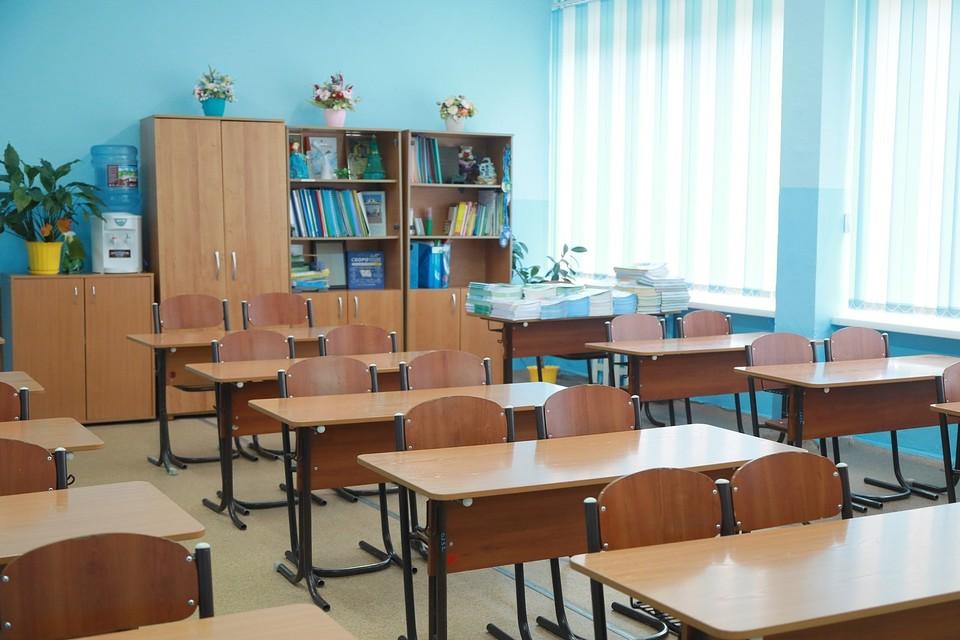 Дистанционное обучение школьников в Красноярске 2020