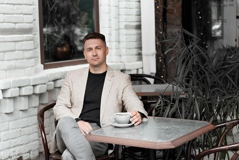 Инвестор и предприниматель Андрей Попов продолжает делиться своим личным опытом. Фото: Юлия Абрамова