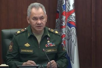 Шойгу заявил о создании закрытой системы для переговоров военных с представителями власти