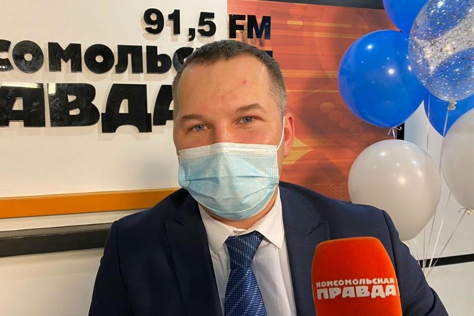 Яков Сандаков: Борьба с COVID-19 - это народный фронт.