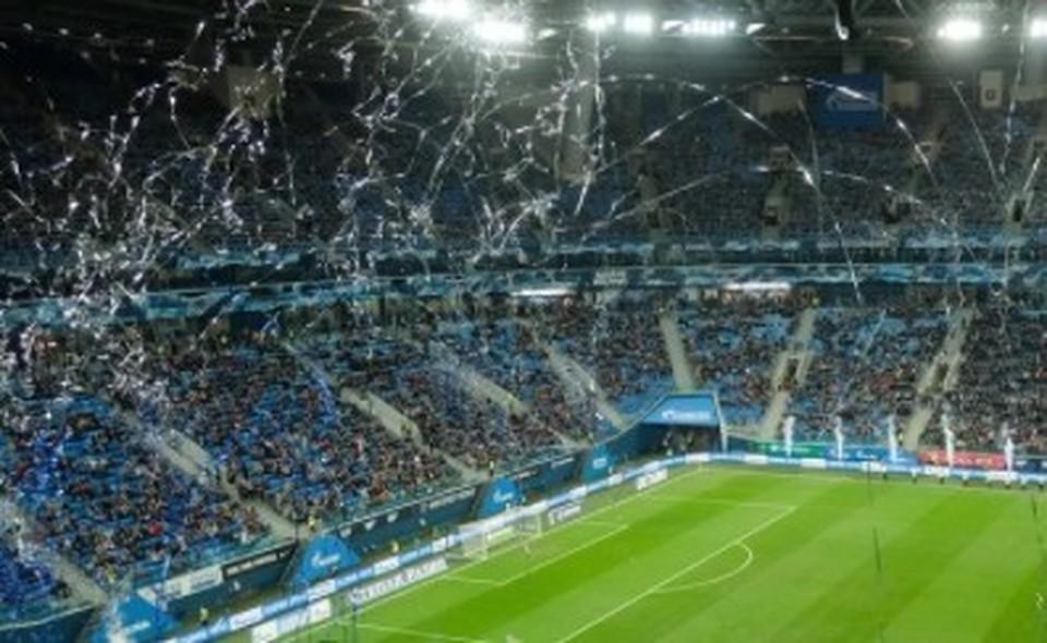 В Москве установили квоту посещаемости на матчах Российской премьер-лиги до конца года