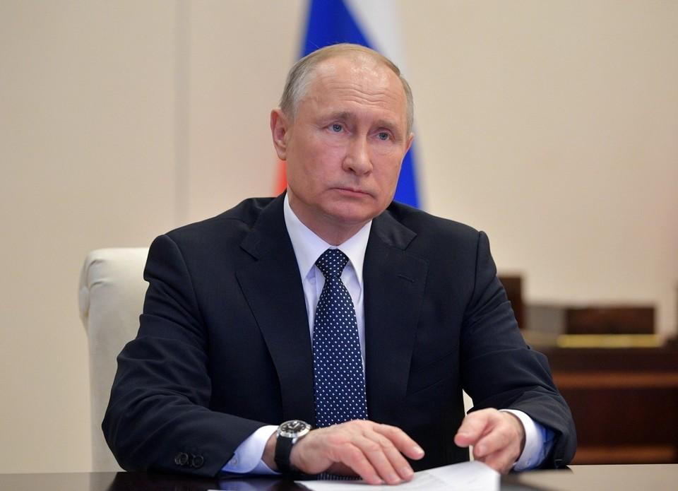 Путин сравнил экономический кризис из-за пандемии с Великой депрессией