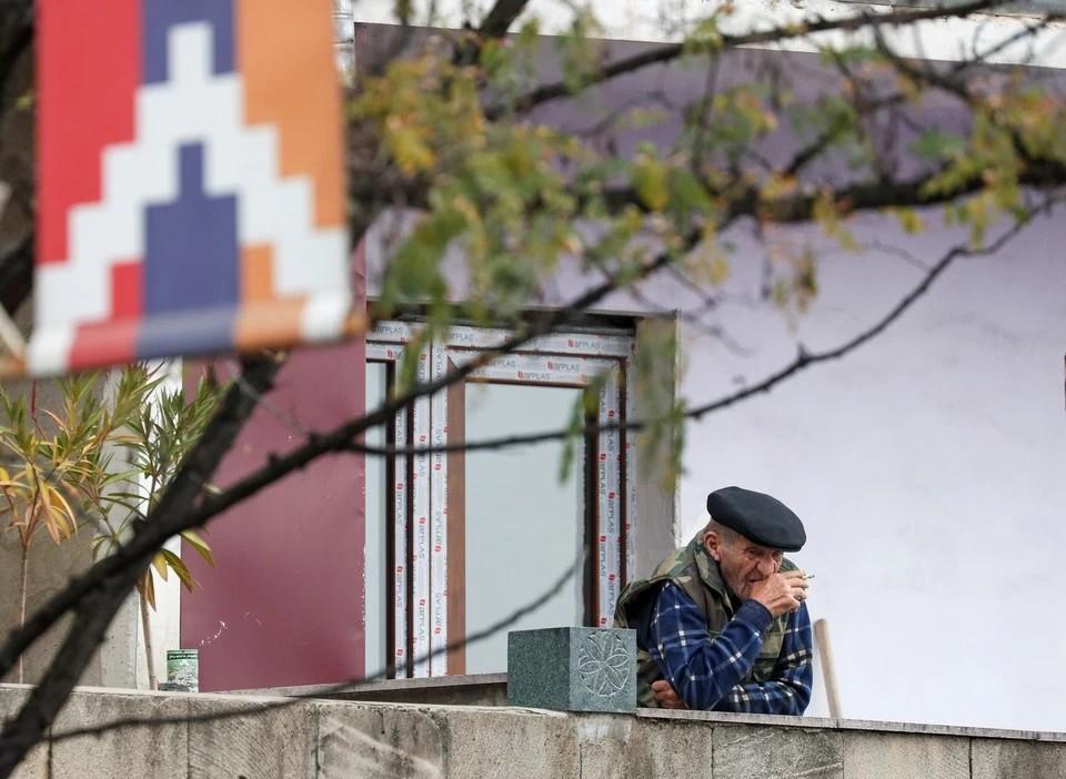 В Карабах за пять дней вернулись около 25 тысяч жителей, заявил президент НКР