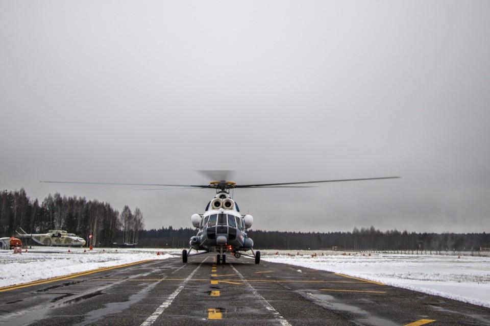 Вертолеты санавиации совершили 111 санитарных вылетов Фото: ГУ МЧС России по Тверской области