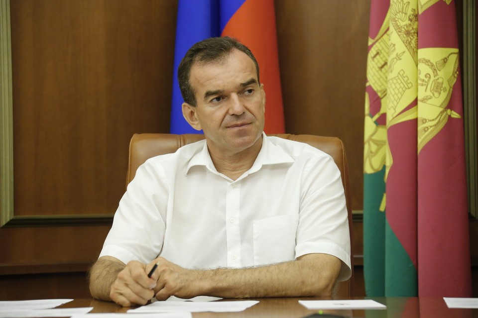По словам губернатора Вениамина Кондратьева, бюджет Кубани на 2021 год будет социально ориентированным. Фото: пресс-служба правительства Краснодарского края.