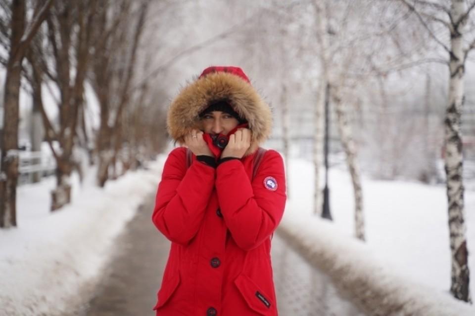 Мороз будет крепчать: синоптики дали прогноз погоды на конец ноября в Кузбассе