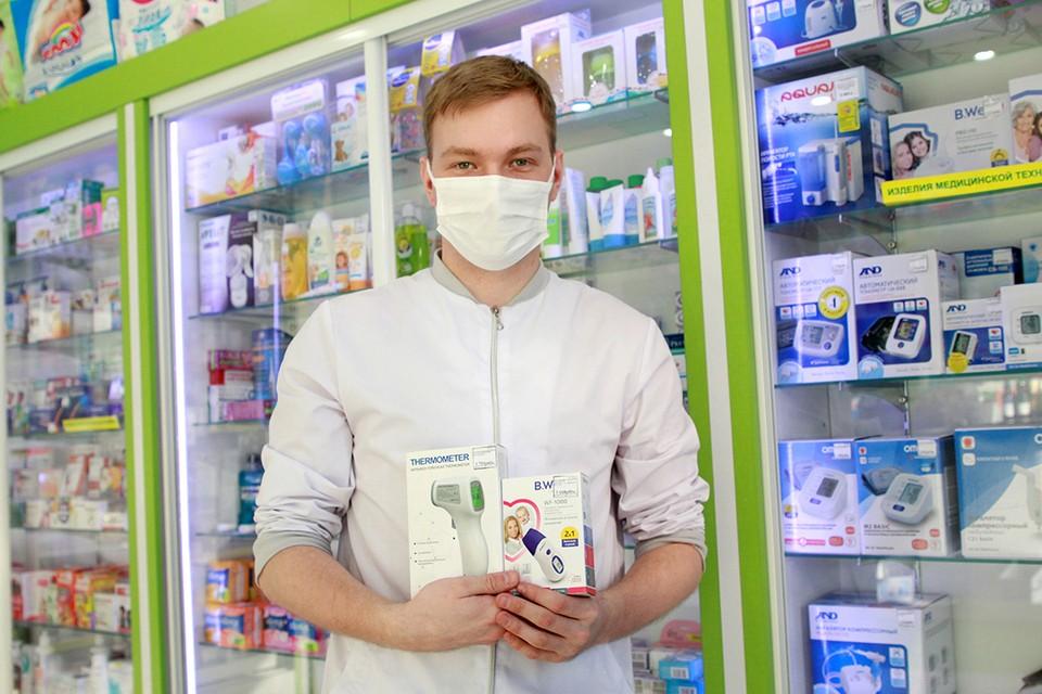 Почти во всех аптеках Иркутска можно купить только электронные и инфракрасные измерители