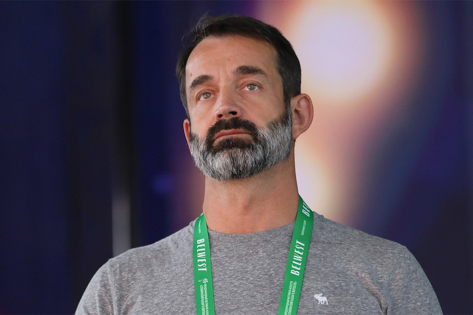 Актер Дмитрий Певцов.