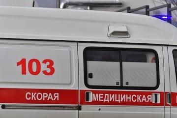 В Челябинске иномарка вылетела на оживленный тротуар