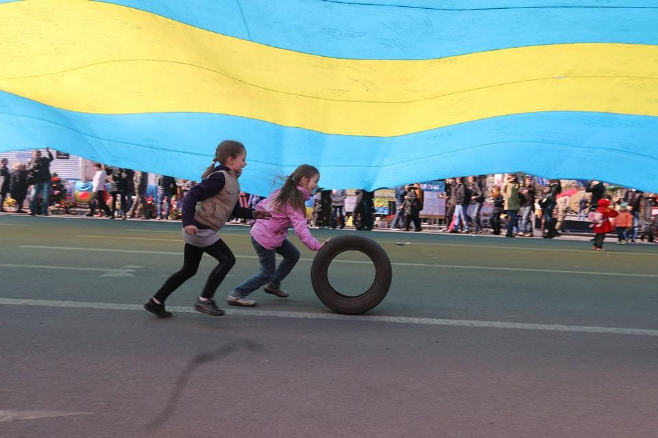 Украина осталась без денег МВФ
