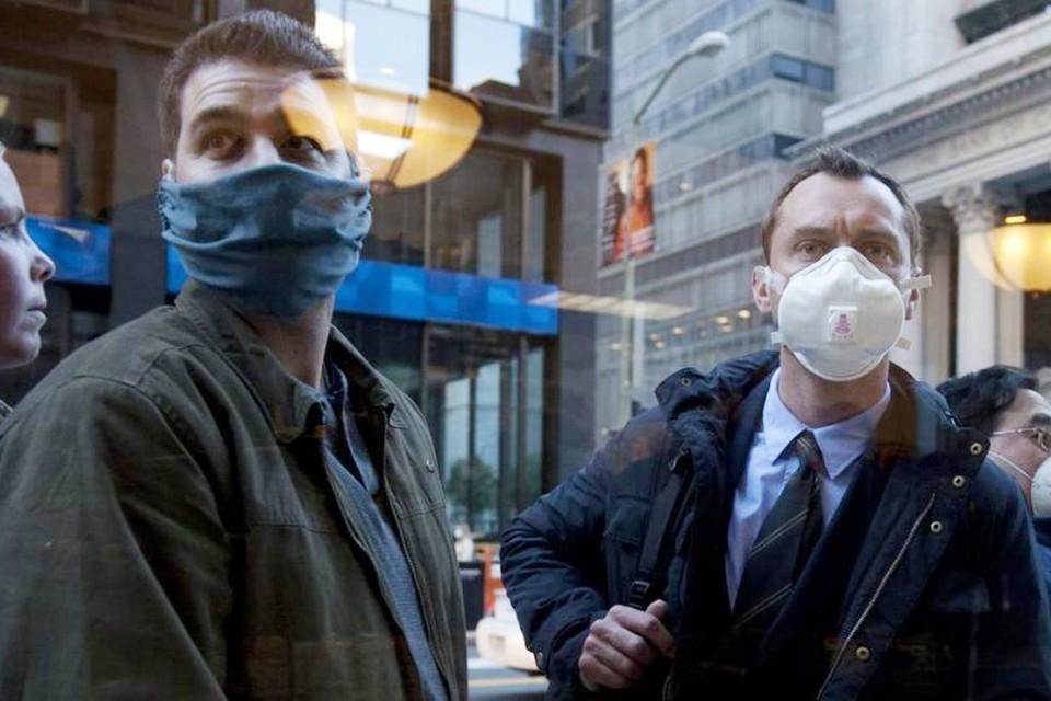 Джуд Лоу вдруг признался, что знал о приближении пандемии еще 10 лет назад
