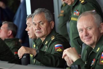 Сергей Шойгу посоветовал немцам спросить у дедушек, каково это разбираться с Россией с позиции силы